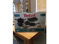Tefal admire 6 piece set