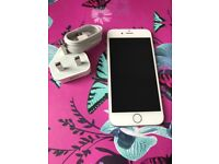 Apple iPhone 6 64Gb unlocked Silver Excellent Condition