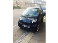 Smart car for two 698cc pure coupe
