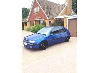 Saxo vts mk1 ... 12 months mot ... Fast car ... Mods