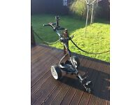 Motocaddy S1 digital electric trolley for sale.