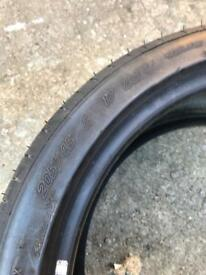 2x tyres 205/45 17 -almost new 6-7mm - Bargain tires