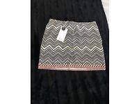 BNWT zara skirt size medium