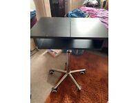 Wooden Office Bedroom Desk Versatile Study