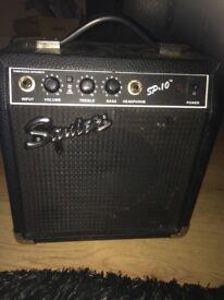 Fender squire SP10 speaker