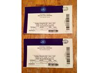 Red Hot Chili Peppers Concert Tickets @ The 02