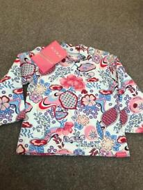 Brand new Kookai long sleeve top