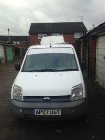 2007 Ford transit connect 1.8