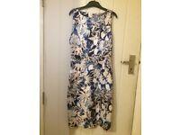Primark Floral Dress. Size 8