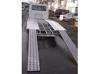 Aluminium recovery ramps 2.5m