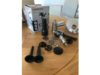 Kenwood Mincer and Food Grinder Attachment AT950B - for Kenwood Chef and Major
