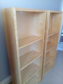 2 x DVD storage units available