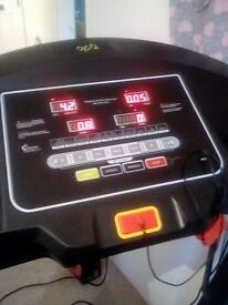 Treadmill for sale 130 pound phone only no email
