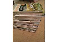 Free country living magazines.