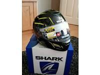 Shark Skwal Flynn LED motorcycle helmet
