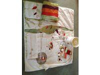 Cot Bed Nursery Set - MAMAS AND PAPAS