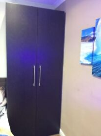 Ikea bedroom wardrobe