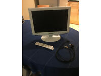 SAMSUNG 19inch TV (with HDMI) + Remote