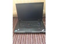 LENOVO ThinkPad L512 laptop for spares and repairs