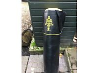 Great quality punching bag
