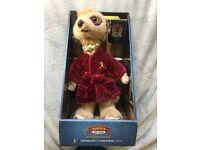 Aleksandr the meerkat toy