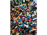 Collection of lego , including boats bikes & figures collection only grenoside