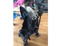 Baby prams and play house for sale