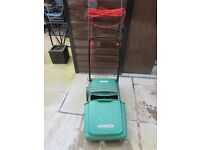 Concorde 32 Lawnmower - For repairs or spare - does work but Does not cut