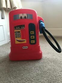 Petrol pump for little tykes cars