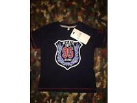 Brand new with tags 12-18 months t-shirt