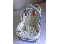 Mamas and Papas wave rocker (Baby rocker seat)