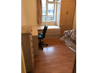 Share room by Fulham road for a gentleman, 5min walk to Station, banks, GYM, Market, ** no extra **