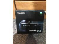 Digital Camera Canon PowerShot G7 X Mark II