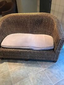 Conservatory Suite cane wicker