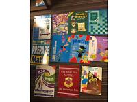 Bundle of KS2 Maths books