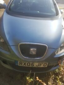2005 Seat altea 2.0 tdi dsg automatic, New MOT , battery, tyres , cambelt , breaks, very good car!!!