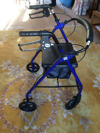 Mobility Rollator