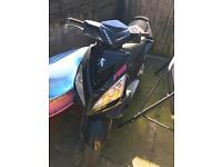 Peugeot Speedfighter 3 spares/repairs