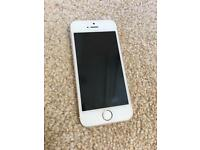 IPhone 5s / White / 16GB / Unlocked