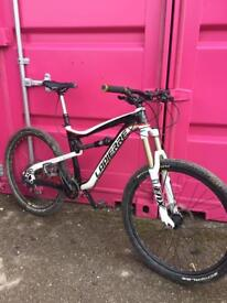 Mountain bike. Lapierre zesty 327am