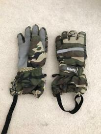 Kids waterproof and breathable gloves