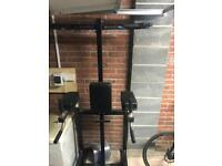 Gymano All in one pull up sit up & dip station