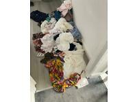 Job lot women's clothes some with tags