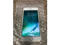 Gold iPhone 6s 16gb unlocked like new condition