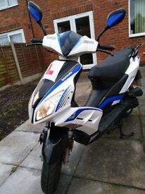 Lexmoto scooter for sale. URGENT £700