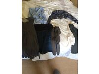 Maternity clothes size 10