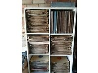 78rpm record joblot 100s.