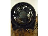 """10"""" Small Black Honeywell Fan"""