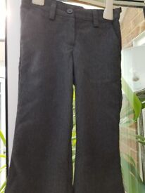 Girls Next Slim Fit School trousers - age 5 years