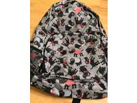 Back pack - folds into pouch